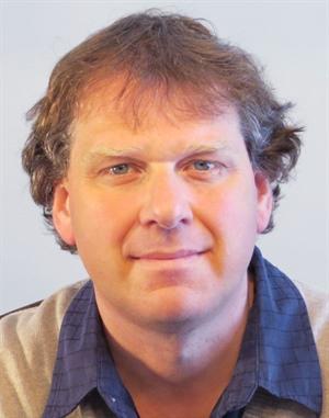 Le chercheur Éric Forgues est le directeur général de l'ICRML, situé à l'Université de Moncton.