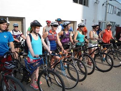 Vélo santé 2015: de Saskatoon à la Fête fransaskoise