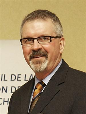 Robert Therrien, Directeur général du Conseil de la coopération de la Saskatchewan