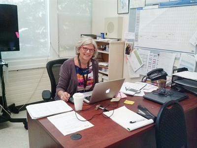 Julie Lemire, directrice de l'école Père Mercure