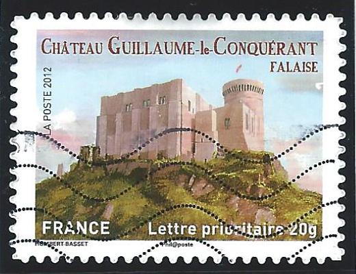 Le Château Guillaume-le-Conquérant de Falaise