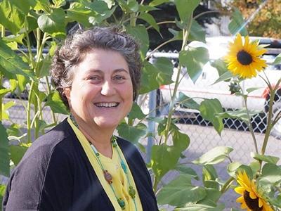 Frédérique Baudemont, directrice générale de l'Association des parents fransaskois