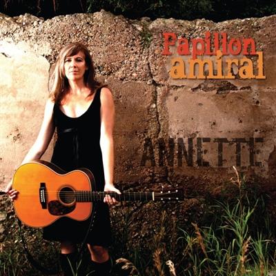 Papillon amiral, le disque d'Annette Campagne lancé en 2014
