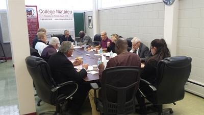 AGA du Collège Mathieu