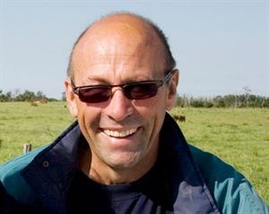 André Denis, président du Conseil scolaire fransaskois