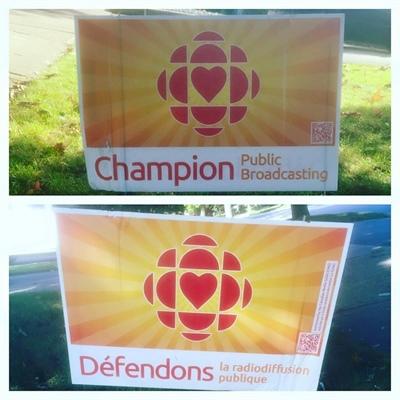 Défendons Radio-Canada