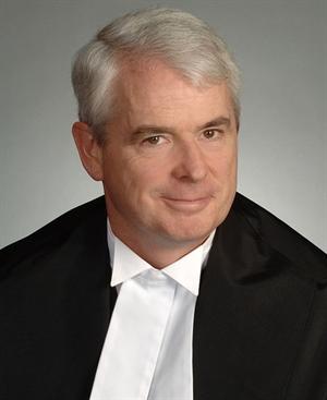 Paul Rouleau, juge de la Cour d'appel de l'Ontario