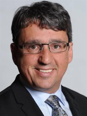 Denis Desgagnés, le directeur général du Centre de la francophonie des Amériques,