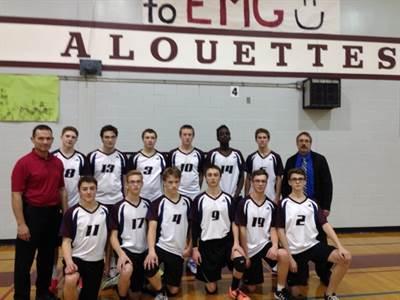 Tournoi de volleyball scolaire 2015
