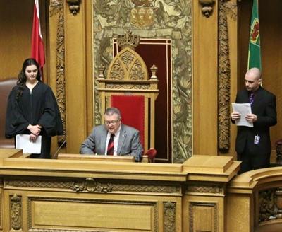 Parlement jeunesse fransaskois 2015
