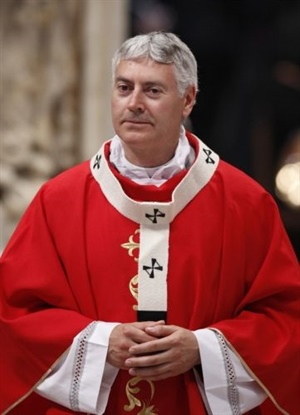 Mgr Murray Chatlain, archevêque de Keewatin-Le Pas