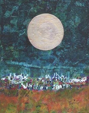 Reproduction d'un tableau de l'artiste Ida Monea vendues au profit de l'Association canadienne de la santé mentale de Saskatoon