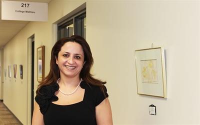 HInd Rami, consultante en petite enfance