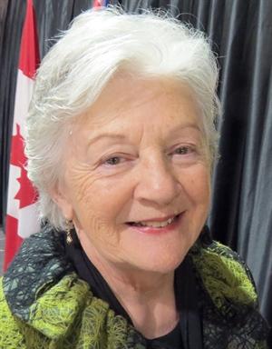 La sénatrice Maria Chaput