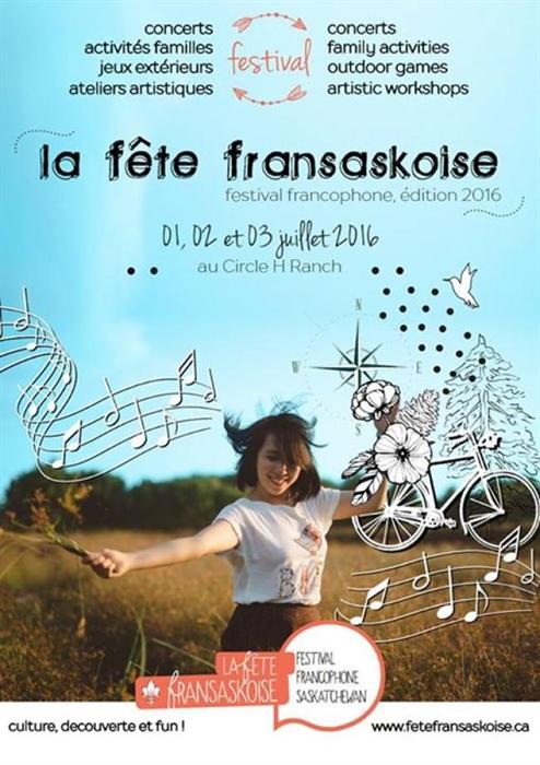 Fête fransaskoise 2016