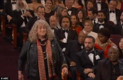 Jenny Beavan, gagnante de l'Oscar des meilleurs costumes en 2016