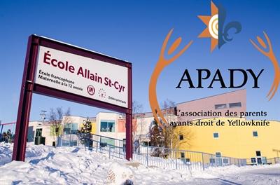 École Allain St-Cyr à Yellowknife