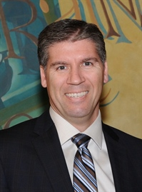 Francis Sonier, éditeur de l'Acadie nouvelle et président de l'Association de la presse francophone