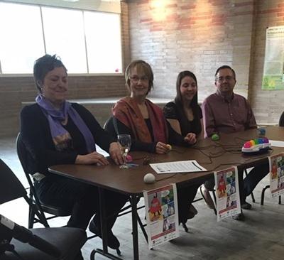 Le Grand Quiz 2016 à Saskatoon le 15 avril 2016