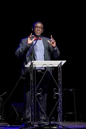 Siriki Diagabaté,  président de l'ACFR