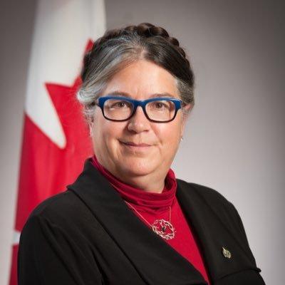Diane Lebouthillier, ministre du Revenu national dans le cabinet Trudeau