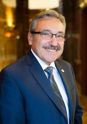 Jean-Guy Bigeau, président directeur général, RDÉE Canada