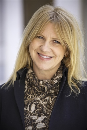 Aleksandra Grzybowska, responsable de la Bibliothèque des Amériques
