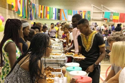 Gala culinaire africain 2016 à Regina