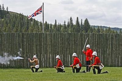 Fort Walsh, Saskatchewan
