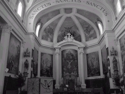 Cathédrale de Gravelbourg