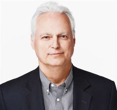 Le directeur général de Radio-Canada dans l'Ouest canadien, Pierre Guérin