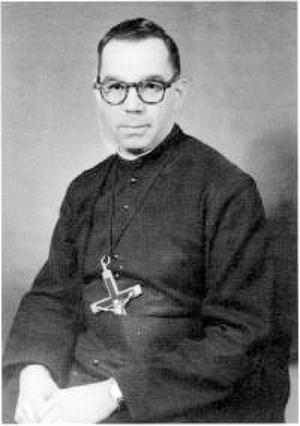 Le père André Mercure
