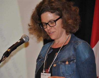 Caroline Vézina, directrice des programmes à la Société Santé en français