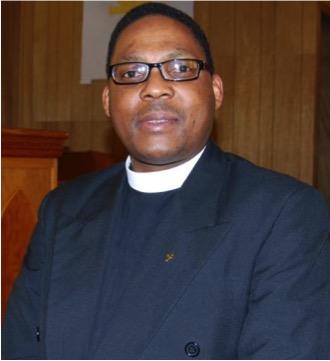 Charles Kahumbu, aumônier au pénitencier fédéral de Prince Albert