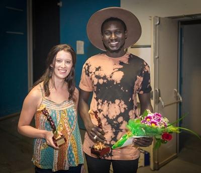 Les lauréats du Chant'Ouest 2016