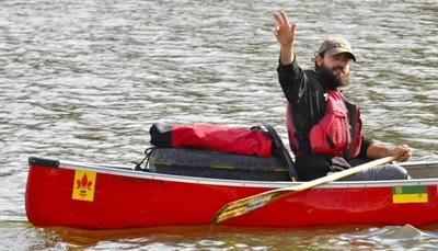 À la découverte de la rivière Saskatchewan Sud