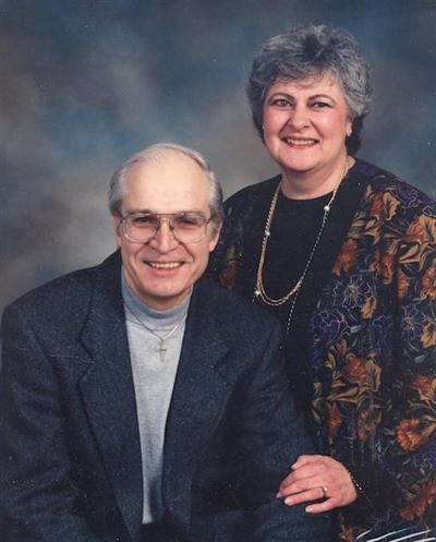 Omer et Lorraine Archambault