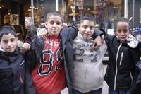Jeunes immigrants