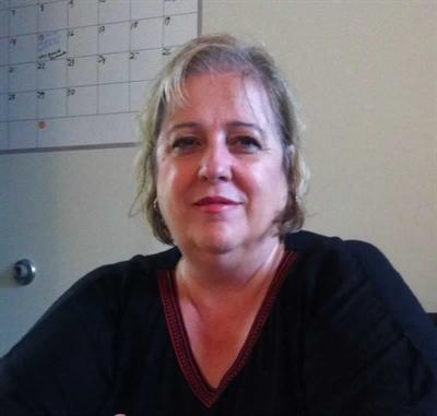 Suzanne Campagne, directrice générale du Conseil culturel fransaskois