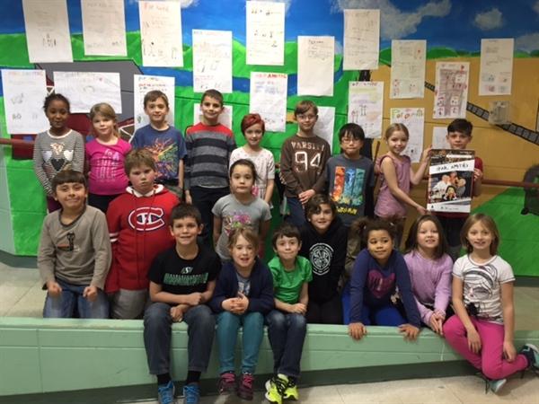 Des graphistes en herbe à l'École Valois