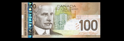 Billet de 100$