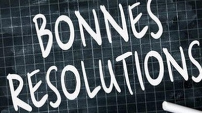 Bonnes résolutions