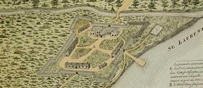 Le fort de Ville-Marie