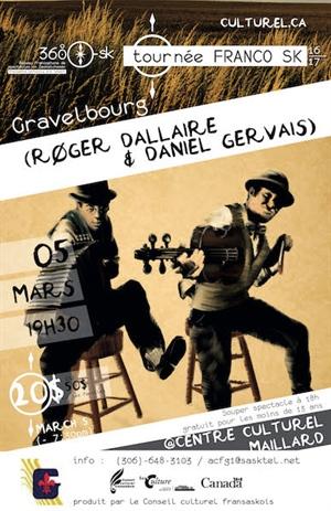 Roger Dallaire et Daniel Gervais