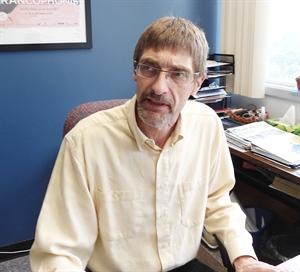 Éric Lefol, directeur général de la Fédération des francophones de Saskatoon