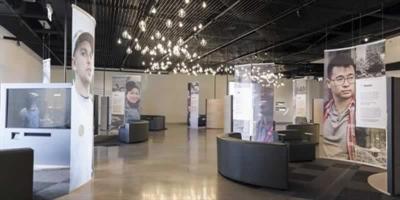 Shawn Jobin est en vedette dans une exright au Musée canadien pour les droits de la personne