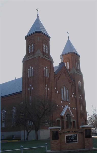 Église Notre-Dame D'Auvergne