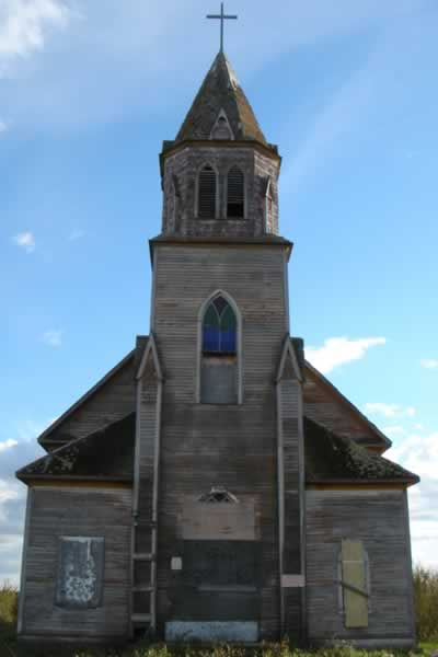 Église à Fish Creek