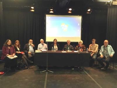 """Colloque """"De nouvelles voix littéraires: création et valorisation d'un patrimoine culturel"""