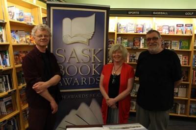 Lecture publique des auteurs en nomination pour le Prix du ivre français au Sask Book Awards 2017
